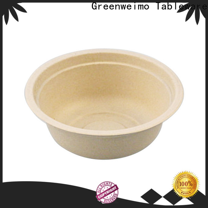 Top eco friendly plates and cups compostable Suppliers for food