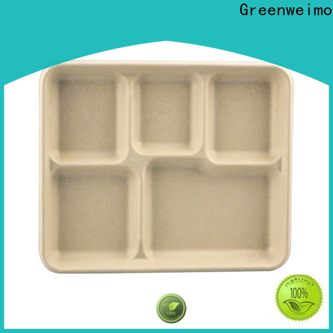 Greenweimo New biodegradable packaging suppliers Suppliers for hot food
