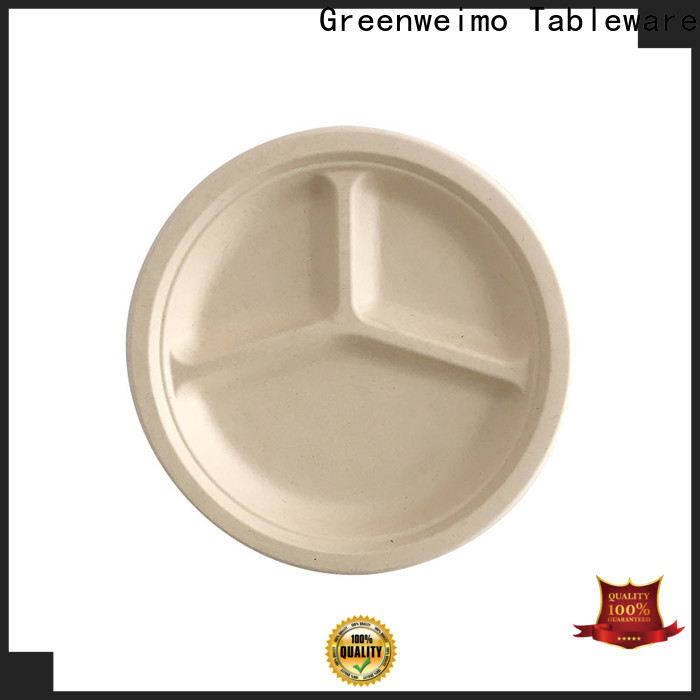 Greenweimo disposables disposable plates and cups company for oily food