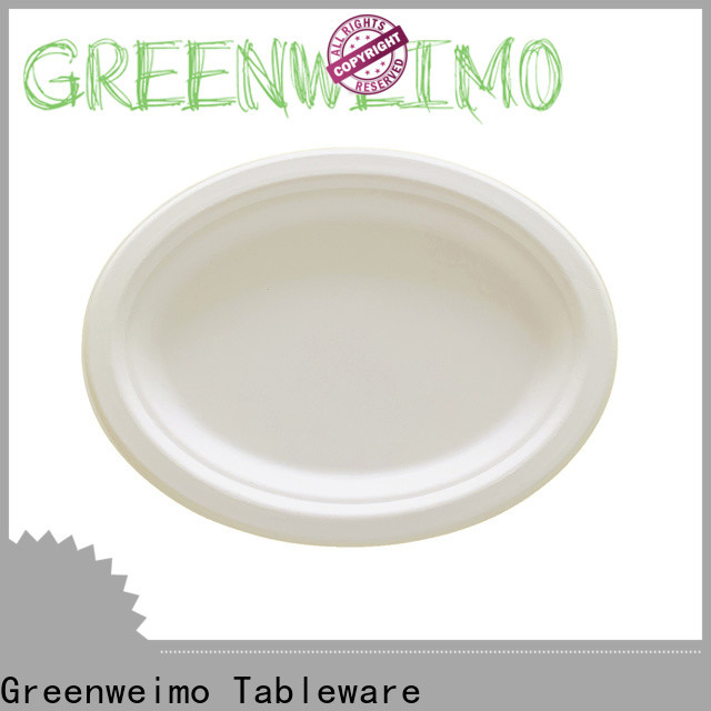 Top compostable plates and cutlery food Supply for wet food