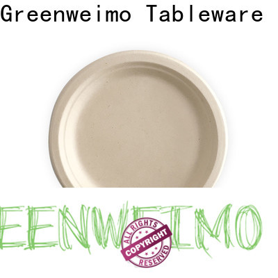 Greenweimo bio ecology plates company for oily food