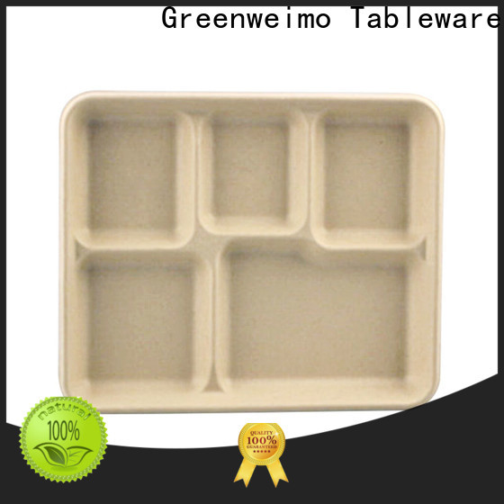 Greenweimo High-quality eco food packaging for business for oily food