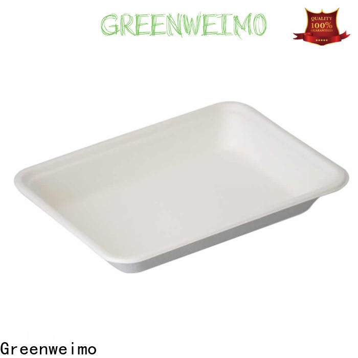 Greenweimo straw food packaging containers manufacturers for oily food