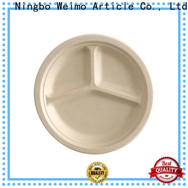Greenweimo Top recycled dinnerware Supply for hot food