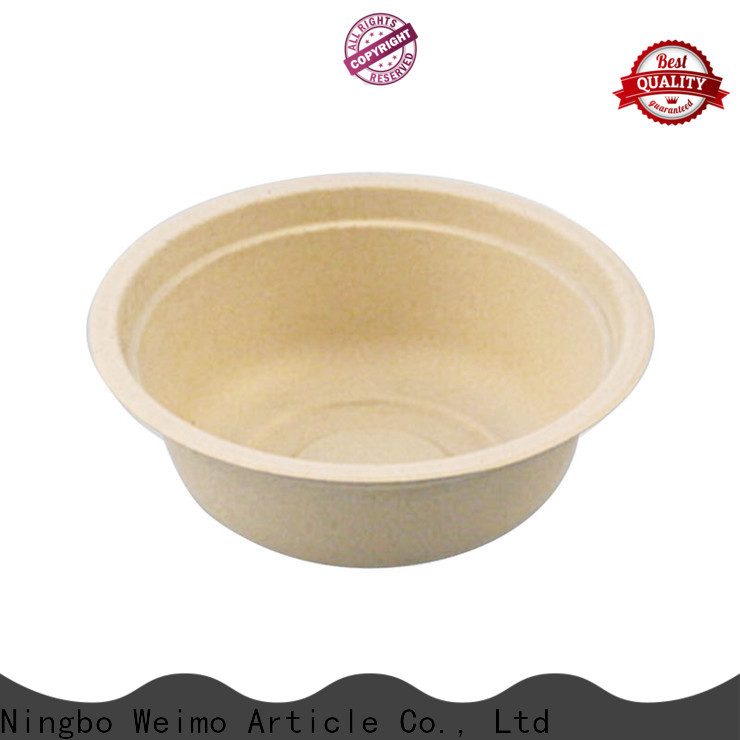 Greenweimo disposable eco friendly food containers Suppliers for cake