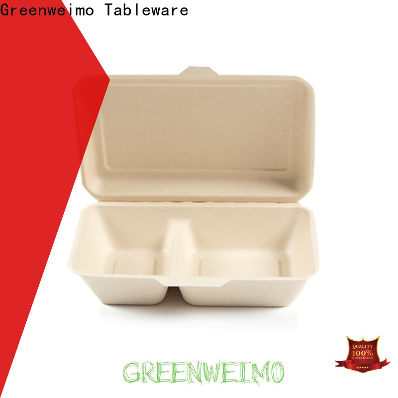 Greenweimo Wholesale biodegradable food packaging wholesale factory for package