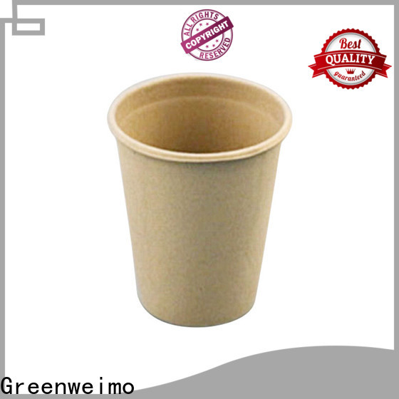 Greenweimo Wholesale biodegradable plates for business for party