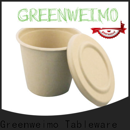 Wholesale eco friendly food containers tableware company for water