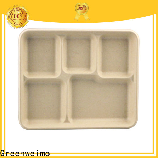 Greenweimo Best eco trays Supply for wet food