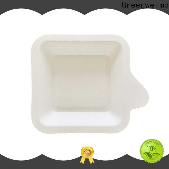 Greenweimo Latest eco lunch tray Suppliers for wet food