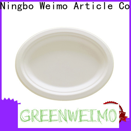Greenweimo Latest eco friendly disposable cutlery Supply for hot food