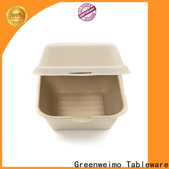 Greenweimo boxes biodegradable plates company for delivering
