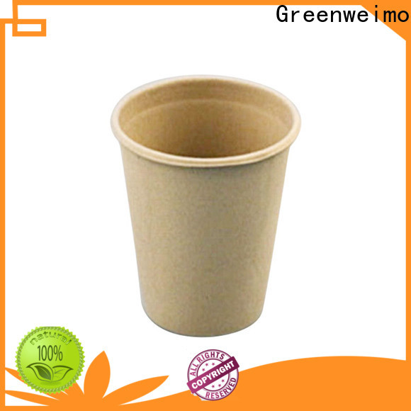 Greenweimo party compostable paper cups manufacturers for party