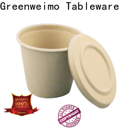 Greenweimo Wholesale biodegradable food packaging company for party