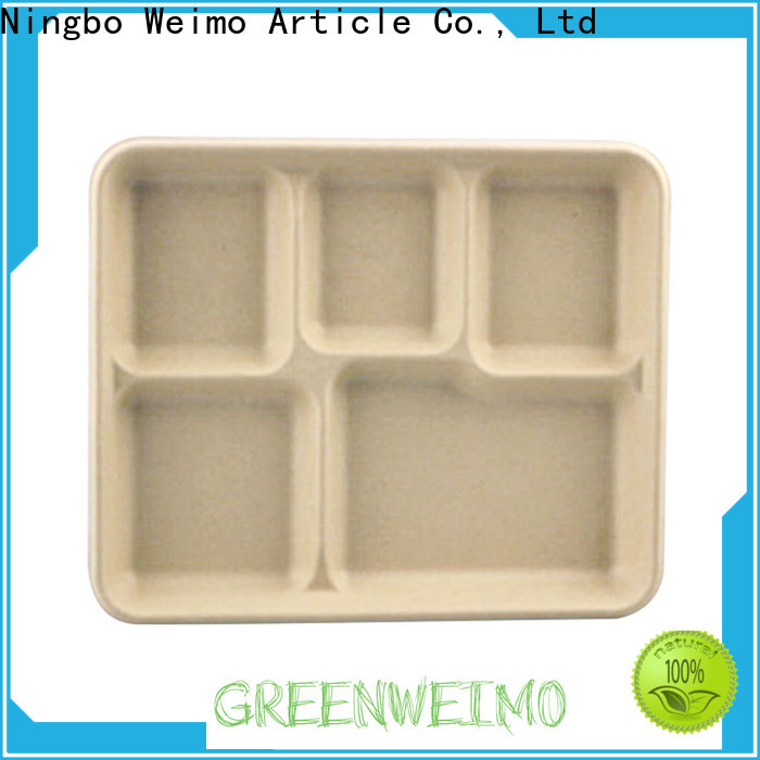 Latest biodegradable utensils contanier Suppliers for oily food