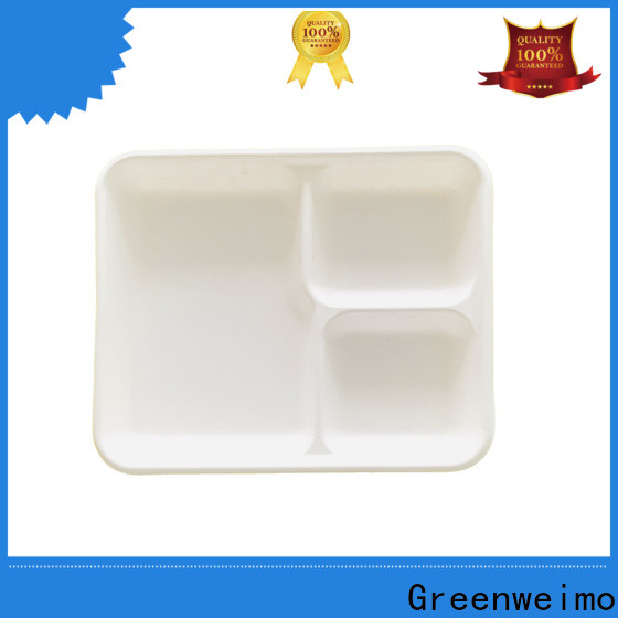 Greenweimo Top biodegradable packaging materials factory for oily food