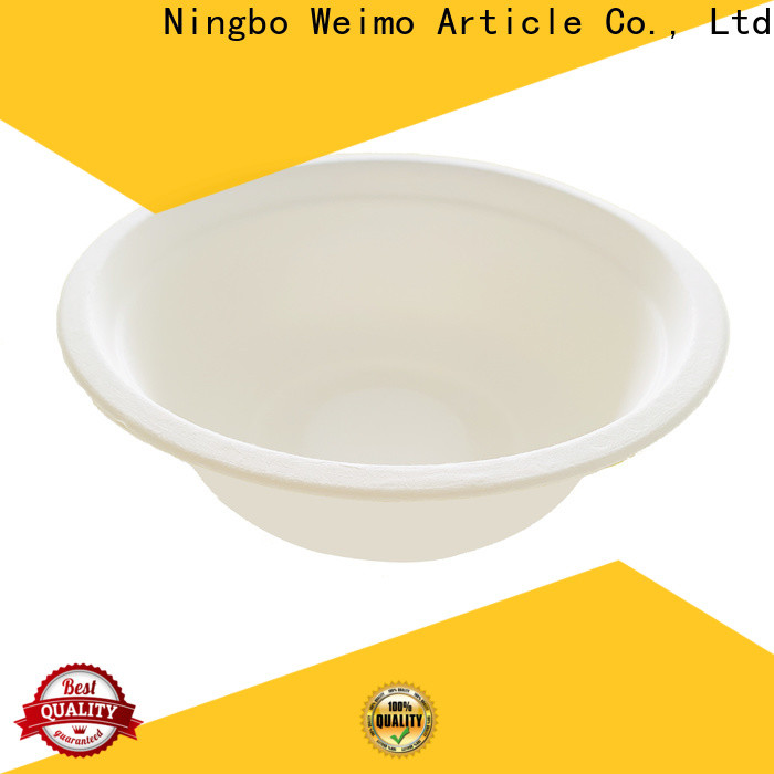Greenweimo eco eco friendly dinnerware Supply for food