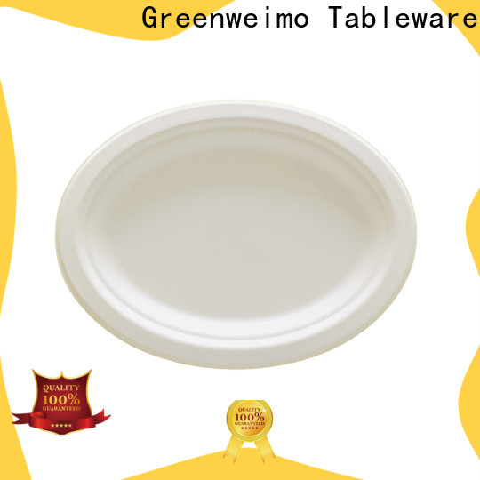 Greenweimo Custom wholesale disposable dinnerware factory for oily food