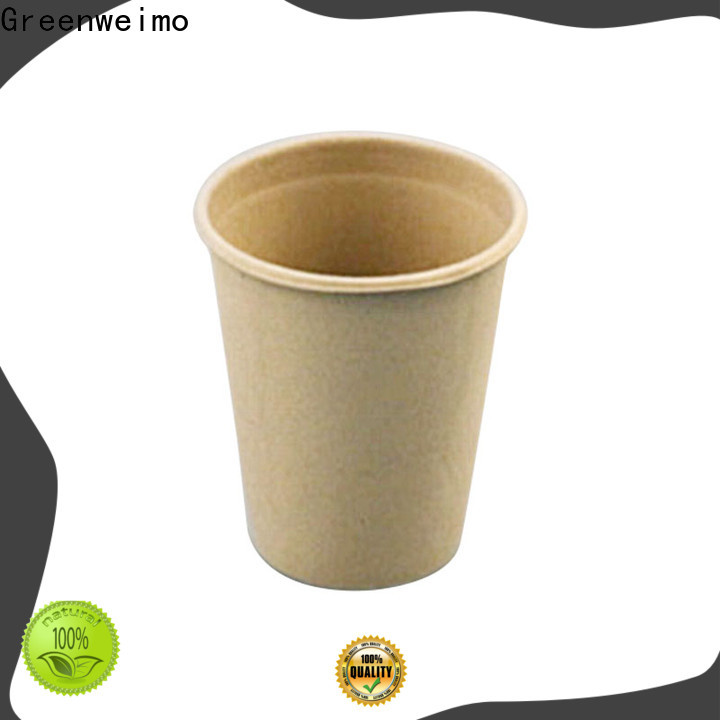 Greenweimo Best biodegradable cold cups company for party
