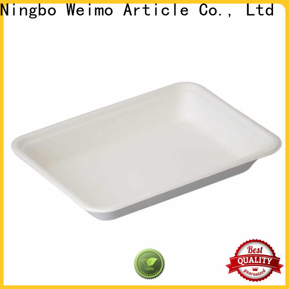 Greenweimo New recycled paper plates Suppliers for party