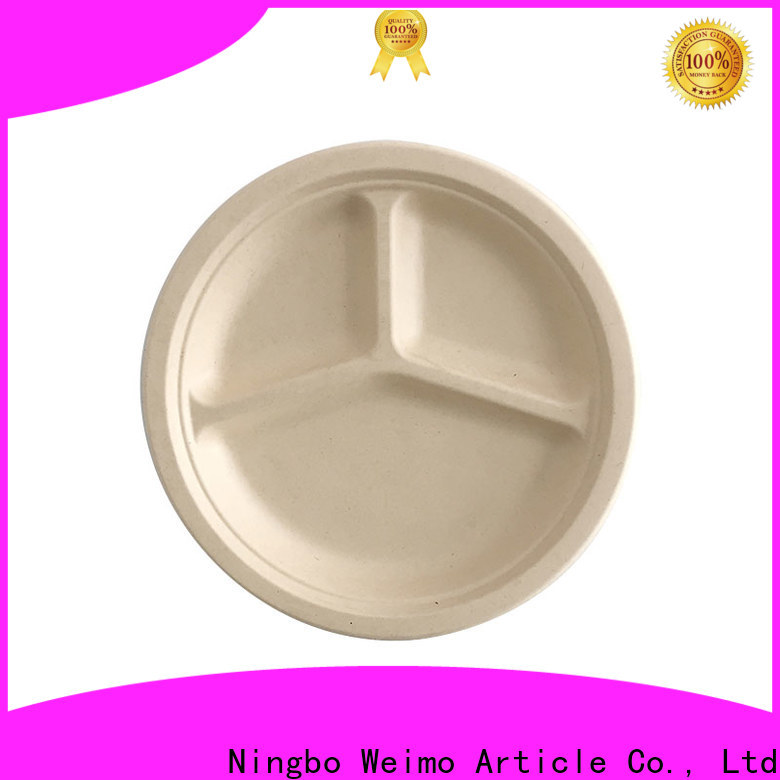 Top ecology plates bio company for hot food