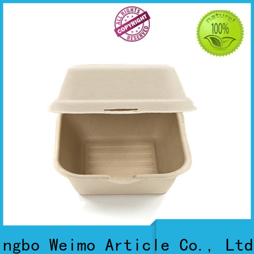Top biodegradable urn clamshell factory for package
