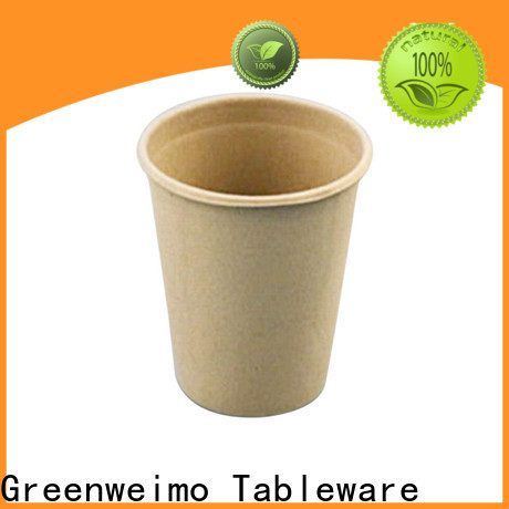 Greenweimo Custom greenware cups manufacturers for drinking