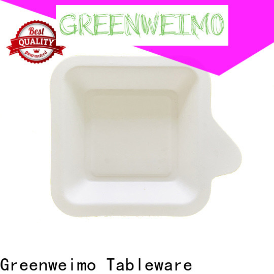 Latest eco friendly food packaging cake Suppliers for hot food