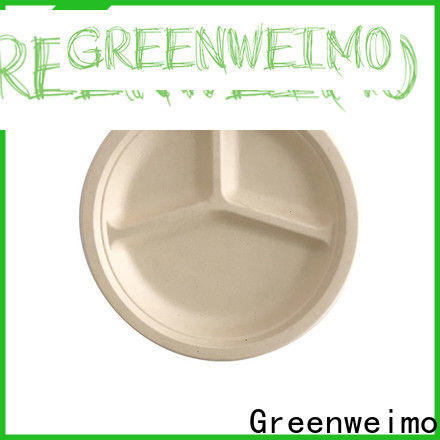 Greenweimo Best recycled dinnerware company for wet food