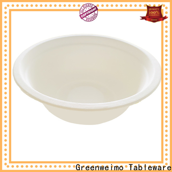 Custom eco friendly cutlery bagasse factory for meal