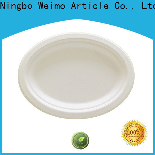 Greenweimo New disposable plates and bowls Suppliers for oily food