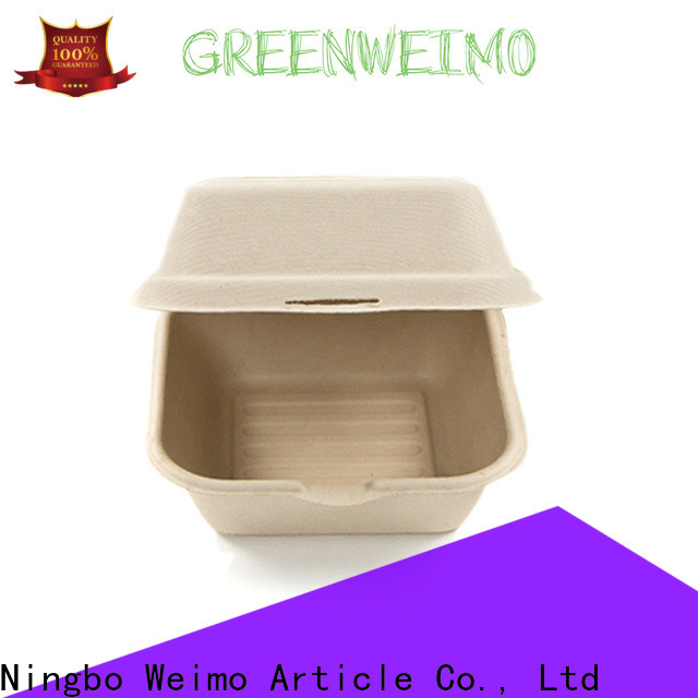 Greenweimo Wholesale biodegradable food packaging wholesale company for package