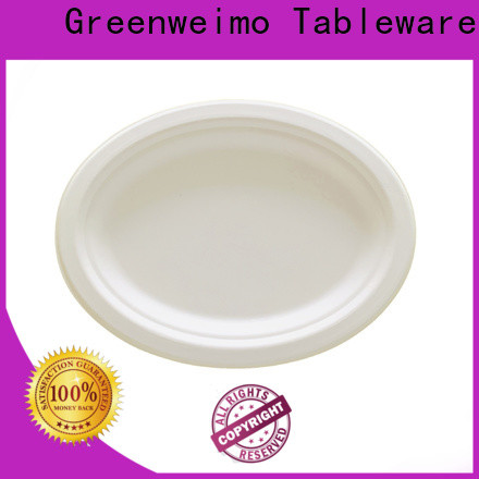 Greenweimo biodegradable eco friendly dinnerware manufacturers for oily food