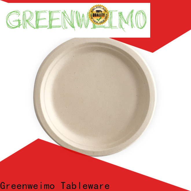 Greenweimo Custom biodegradable disposable utensils company for oily food