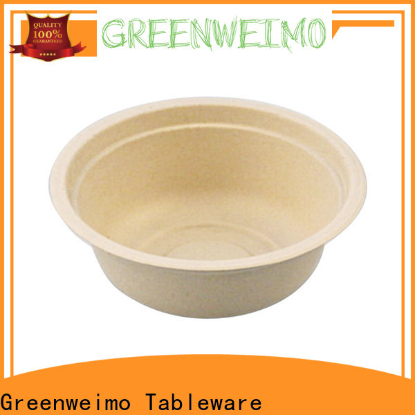 Greenweimo Custom compostable flatware manufacturers for meal