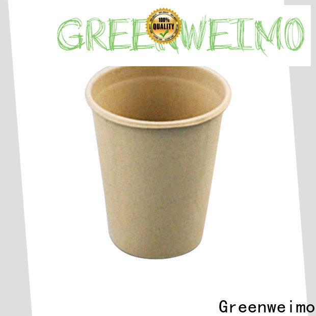 Greenweimo Wholesale biodegradable to go containers Supply for party