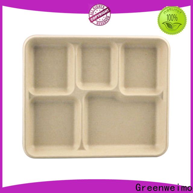 Top green packaging biodegradable factory for hot food