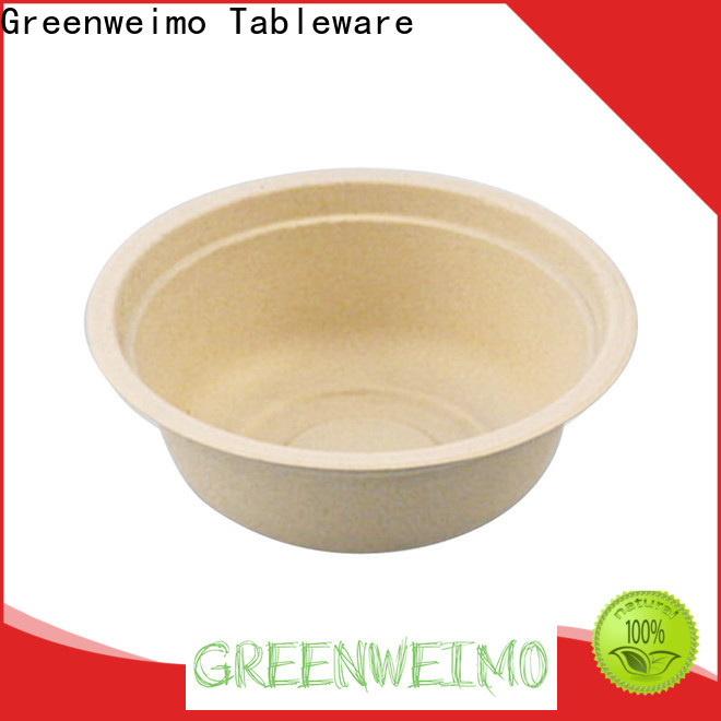 Custom biodegradable materials disposable factory for food