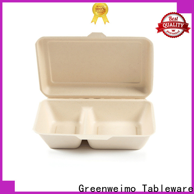 Greenweimo takeout eco food packaging for business for package