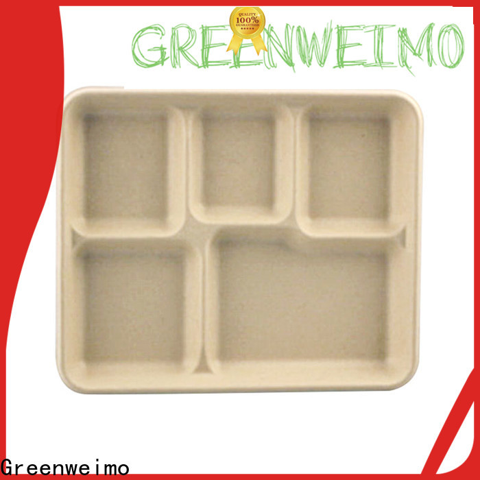 Greenweimo Custom eco friendly tableware for business for wet food