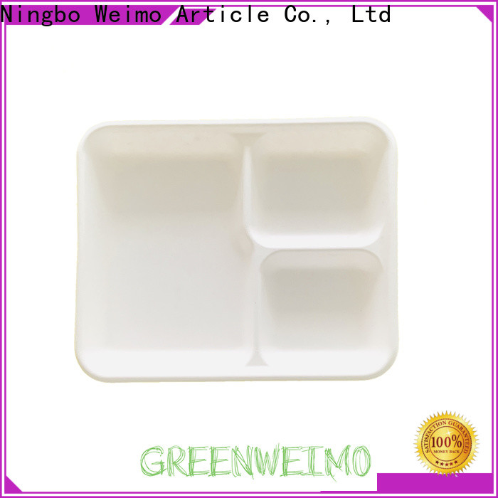Greenweimo Best biodegradable bowls factory for hot food