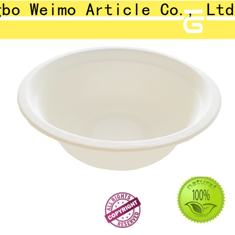 Top environmentally friendly dinnerware plant factory for meal