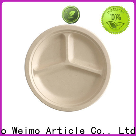 Greenweimo disposables eco friendly bowls Supply for oily food