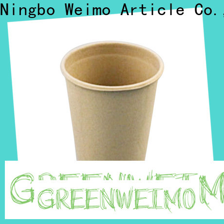 High-quality biodegradable paper cups lid for business for water