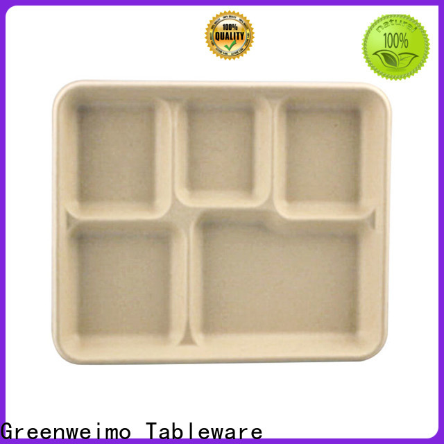 Greenweimo Wholesale meal tray for business for hot food