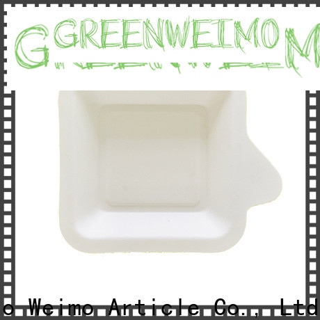 Custom biodegradable tableware suppliers cake for business for oily food