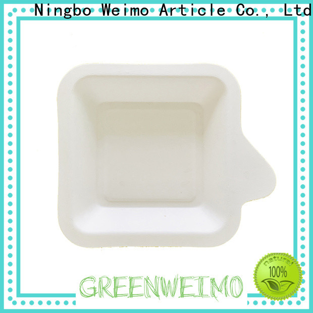Greenweimo New biodegradable paper products for business for oily food