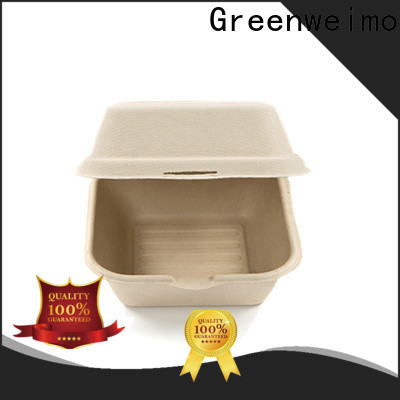 Greenweimo takeout biodegradable to go containers Suppliers for package
