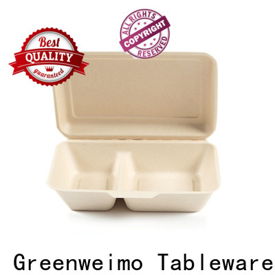 Greenweimo Top biodegradable food trays manufacturers for food
