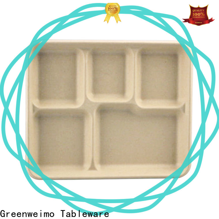 Best eco friendly dinnerware biodegradable manufacturers for oily food